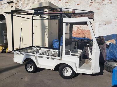 2009 Taylor Dunn B0-t48-48 Electric Utility Cart