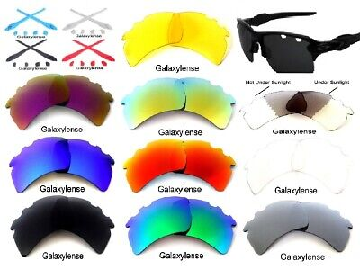 Galaxy Replacement Lenses For Oakley Flak 2.0 XL VENTED Sunglasses (Vented Sunglasses)