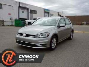 2019 Volkswagen Golf Comfortline w/ Bluetooth, Heated Seats, Bac
