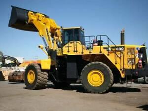 2016 Komatsu WA600-6 Wheel Loader (SBL190901) Kewdale Belmont Area Preview