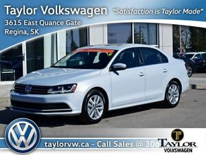 2017 Volkswagen Jetta Wolfsburg Edition 1.4T 6sp at w/Tip Value,