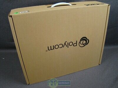 New Sealed Polycom Realpresence Trio 8800 Conference Phone 2200-66070-019