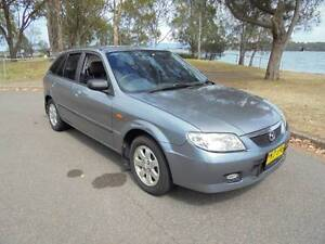 2002 Mazda 323 Hatchback Eleebana Lake Macquarie Area Preview