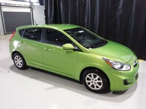 """2013 Hyundai Accent """"ONE OWNER"""" ACCENT GL 5DR HATCH AUTO AC POWE"""
