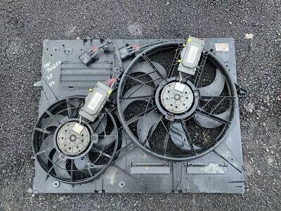 VW TOUAREG 2.5 TDI ENGINE COOLANT RADIATOR FAN 7L0121203F