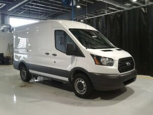 "2018 Ford Transit 5DR CARGO VAN 2PASS Mid Roof 130"" WB TEXT 902-"