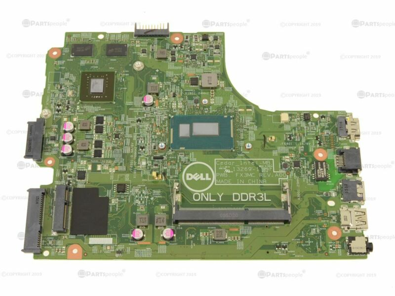 Dell OEM Inspiron 5748 14 3442 15 3542 System Board Discrete  Motherboard JC4WR