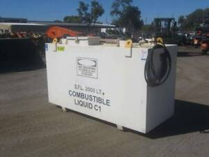 DTE Group diesel fuel tank  (SG190112GSWG) Kewdale Belmont Area Preview