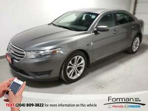2013 Ford Taurus SEL|AWD|Rmt Start|Htd Lthr|Parking Sensors
