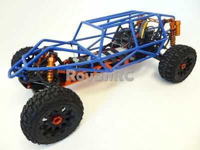 Rovan Blue Steel Metal Buggy Sand Rail Roll Cage F