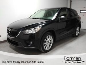 2014 Mazda CX-5 GT - Backup Cam | Heated Seats | Local trade