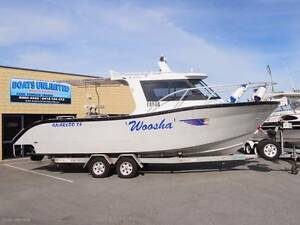 SOUTHERLY 860 HARDTOP FAMILY FISHING DELUXE CRUISER ISLAND HOPPER Wangara Wanneroo Area Preview
