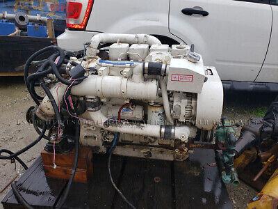Cummins 4BT Marine Diesel Engine
