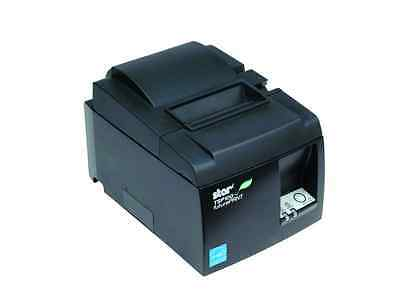 Tsp143iiilan Star Thermal Pos Printer Ethernet Auto Cutter - Gray 39464910