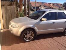 2006   electronic  6 speed  Automatic  Ford Ghia Territory North Haven Port Adelaide Area Preview