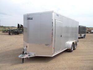 2017 ALCOM High Counrty 7'x18' Enclosed Cargo Trailer