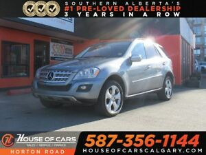 2010 Mercedes-Benz M-Class ML350 BlueTEC 4MATIC/ AWD