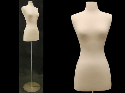 High Quality Size 2-4 Female Mannequin Dress Formmetal Base Fwpw-4  Bs-04