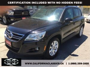 2009 Volkswagen Tiguan 4MOTION! PANO ROOF! - AWD