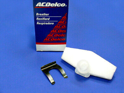 GM AC Delco Air Cleaner Breather Crankcase Filter Element Ventilation Tube NOS