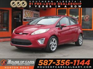2011 Ford Fiesta SES/ Back Up Camera/ Bluetooth