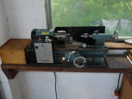 Metal Table Lathe Bicton Melville Area Preview