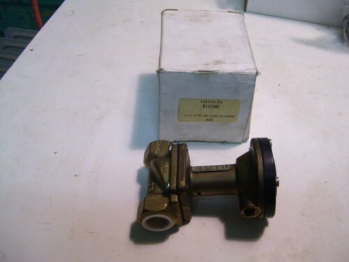NORGREN HERION 8112302 REGULATOR VALVE N/C 1/2NPT AIR 13.5 -90 PSI  EPDM  P3888