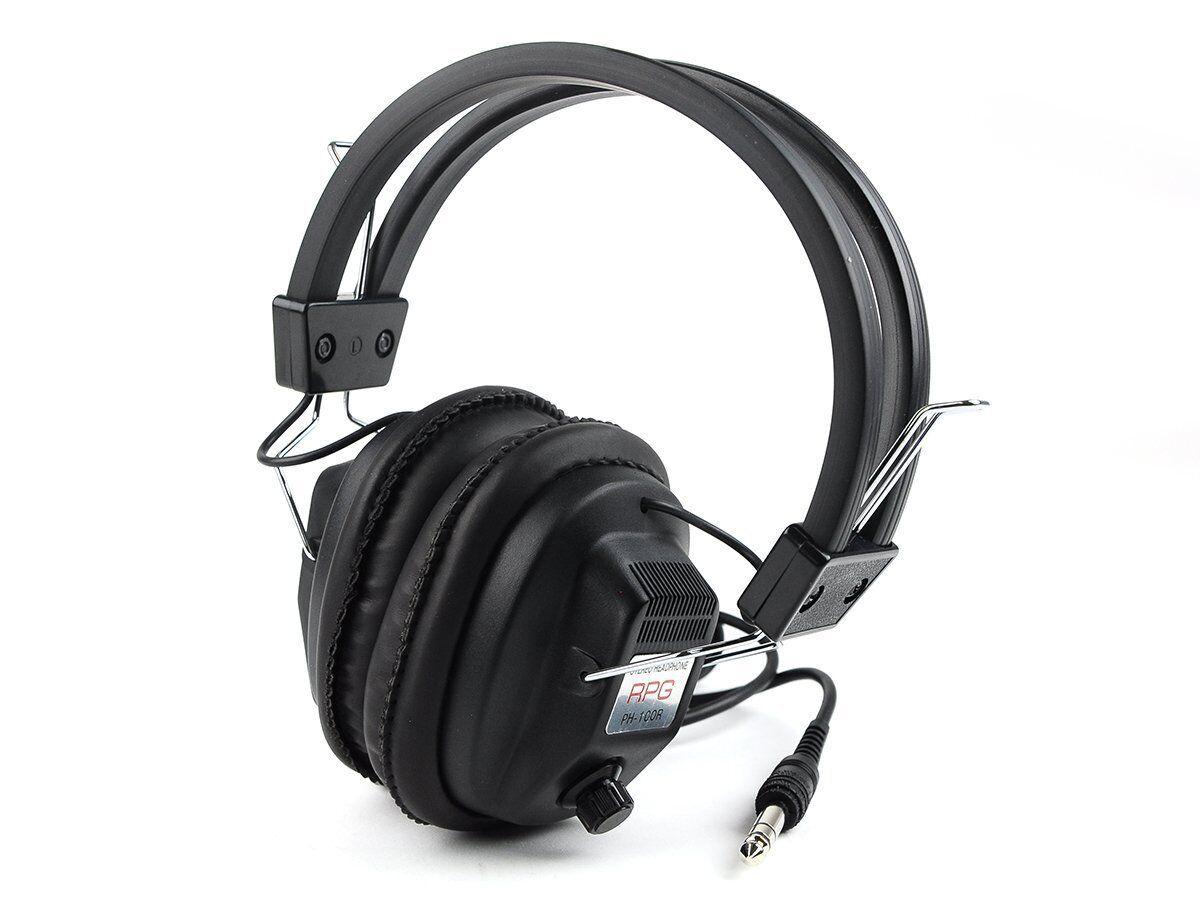 Minelab Rpg Metal Detecting Headphones Xterra 705 Etrac C...