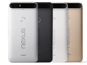 BRAND NEW BLACK/SILVER/GOLD NEXUS 6P 64GB $269 UNLK