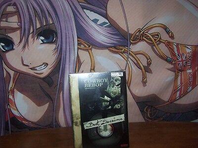 Cowboy Bebop - Best Sessions - BRAND NEW - Anime DVD - Bandai 2002 2 DVD box (Best Sci Fi Anime)