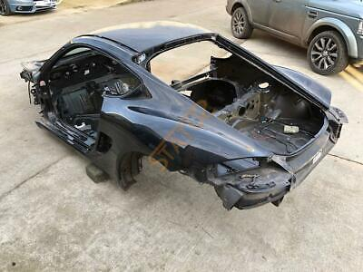 Porsche Cayman 987 Coupe Body Shell for Track Car Black