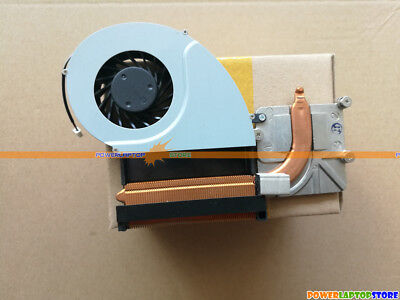 New For TOSHIBA Qosmio X500 X505 Series Laptop CPU Cooling Fan With Heatsink, used for sale  Shipping to Canada