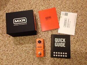 Mxr phase 95 mint with box and papers