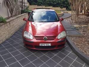 2006 Volkswagen Golf Hatchback TDI 2.0 Auto Gosford Gosford Area Preview