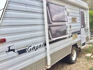 2000 Gazal Off Road Caravan with Internal Shower Redbank Plains Ipswich City Preview