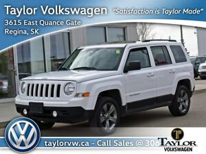 2015 Jeep Patriot 4x4 Sport / North AWD and Capable, in a great
