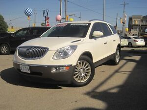 2009 BUICK ENCLAVE CXL | Leather • DVD • Loaded •