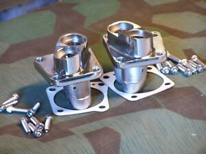 Panhead-Shovelhead-Chrome-Tappet-Housings