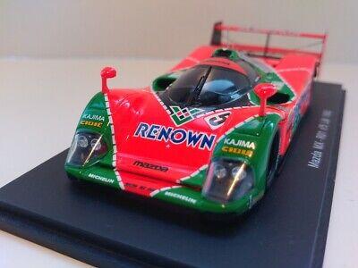 Rare Spark 1/43 Mazda MX-R01 #5 Le Mans 1992 S0798