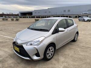 2017 Toyota Yaris 6 speed auto 1.3 litre Petrol