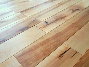 massivholzdiele birke dielen parkett massiv 16x120 mm gefast fertig ge lt ebay. Black Bedroom Furniture Sets. Home Design Ideas