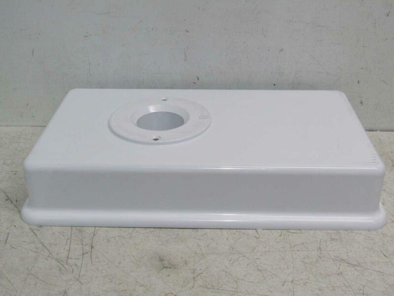 """Medway White 4"""" Standard Toilet Base Riser Kit TRK 14.4"""