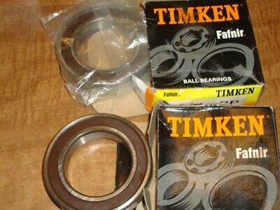 Pair Fafnir Timken 9111pp Ball Bearing New Lot Of 2 Z6 Fs50000