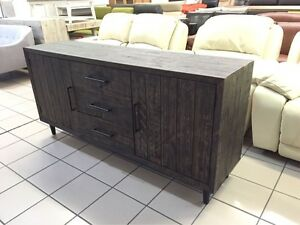 2 DOOR 3 DRAWER RECYCLED TIMBER BUFFET Brisbane City Brisbane North West Preview
