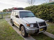 1991 Mitsubishi Pajero Wagon Ryde Ryde Area Preview