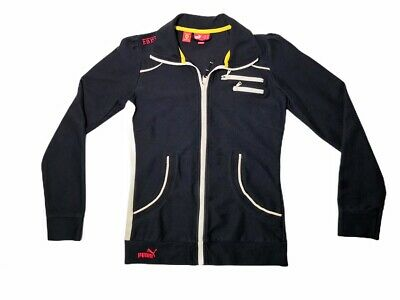 Scuderia FERRARI Zip Up Puma Jacket Women's XS