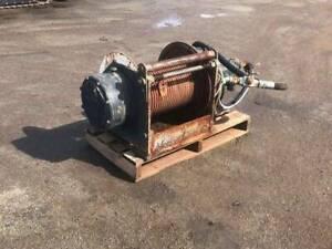 P&H 1500mm wide hyd winch (CG190830WG) Kewdale Belmont Area Preview