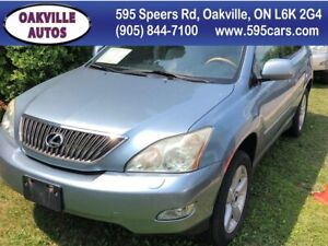 2007 Lexus RX 350 navi-backup cam-leather sunroof