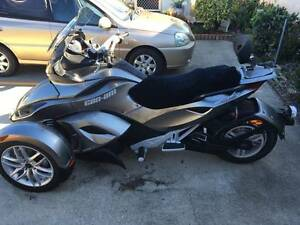 Can-am Spyder ST Roadster 2013 South Mackay Mackay City Preview