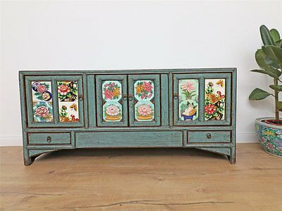 Antikes Sideboard chinesische Kommode Buffet TV Möbel Massivholz China DJ1960